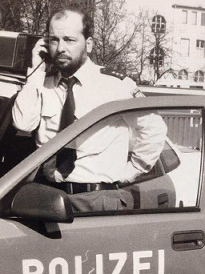 Rainer Wendt Ende der Achtziger