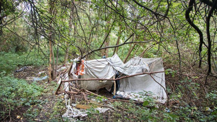 Fotostrecke: Schlafplätze von Arbeitsmigranten