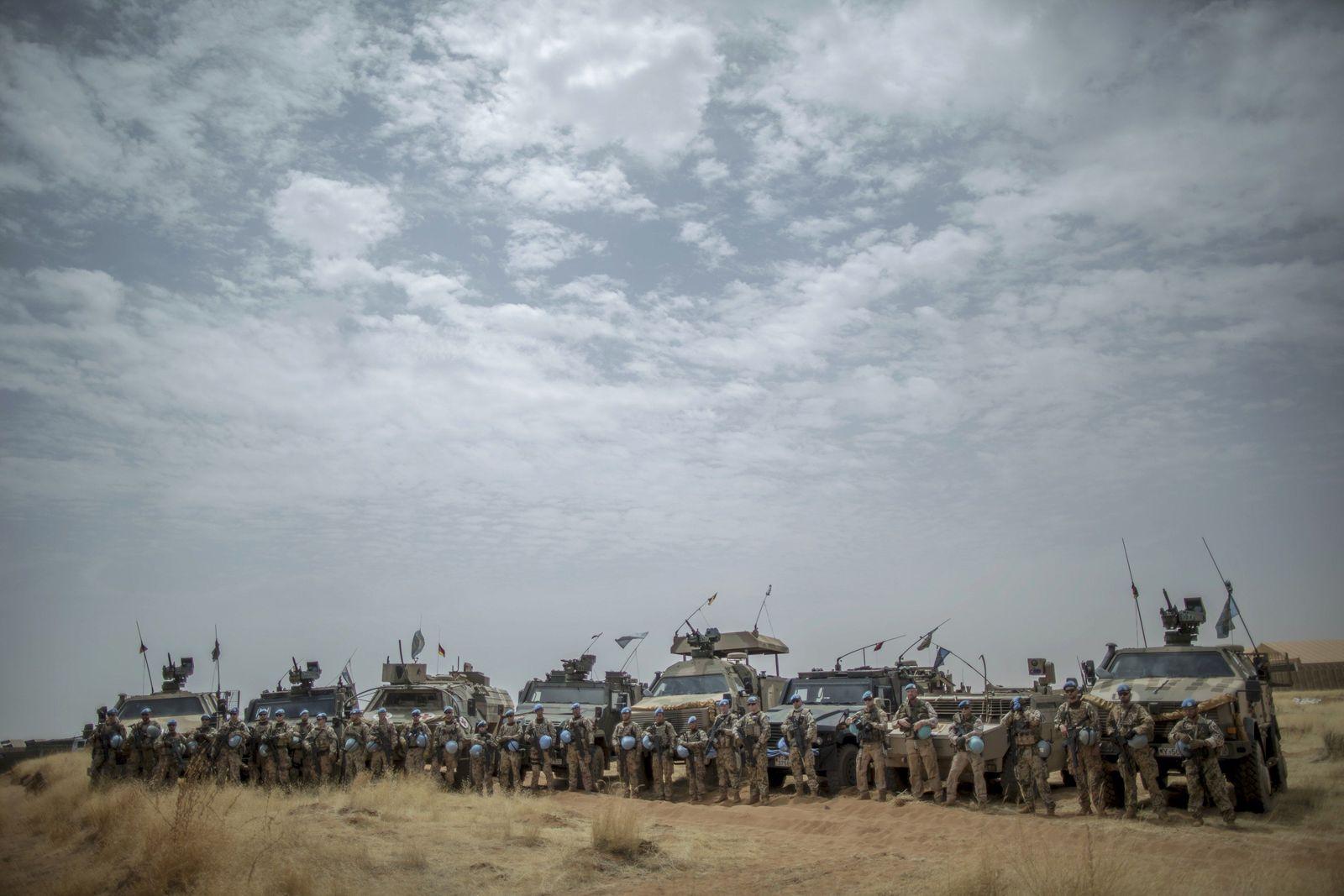 Bundeswehr Mission Mali