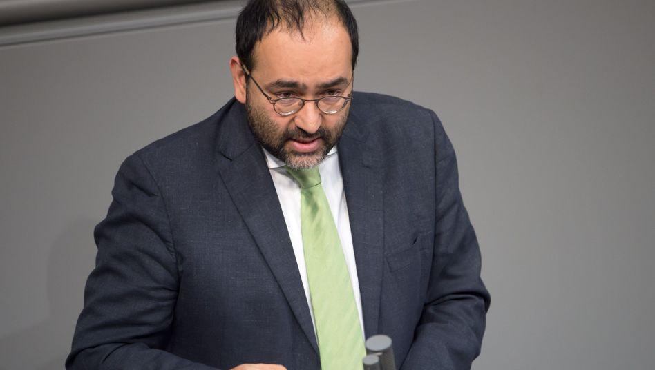 """Grünen-Politiker Nouripour: """"Es lauern viele Gefahren"""""""