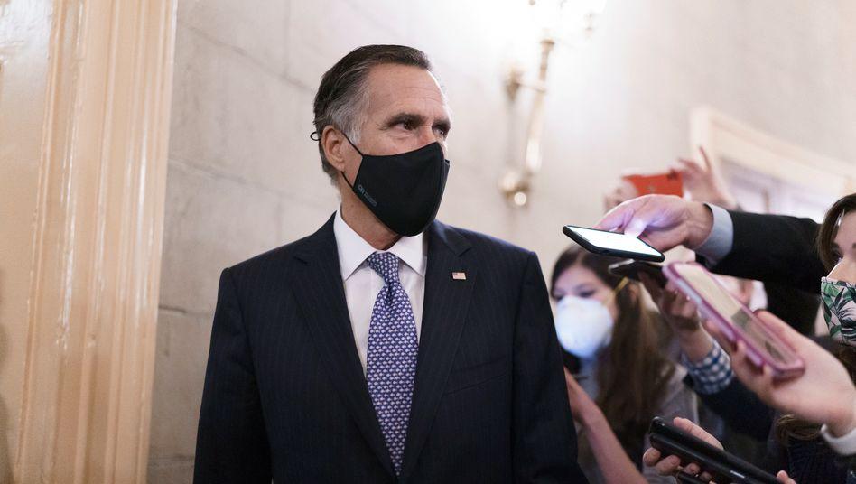 Senator Mitt Romney