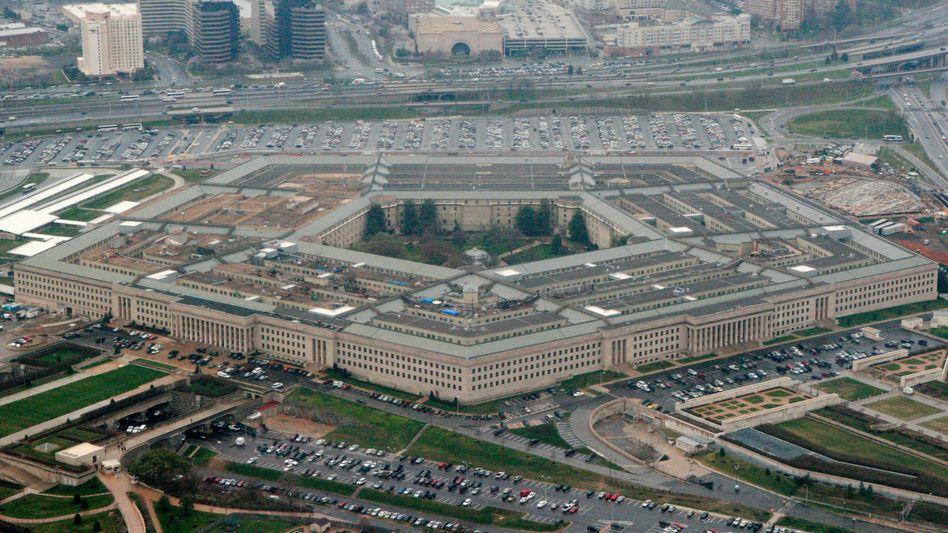 Das Pentagon in Washington (Archivbild): Nun soll es eine neue Ausschreibung geben