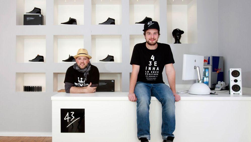 Sneaker-Store in der Provinz: Turnschuhe für 1500 Euro