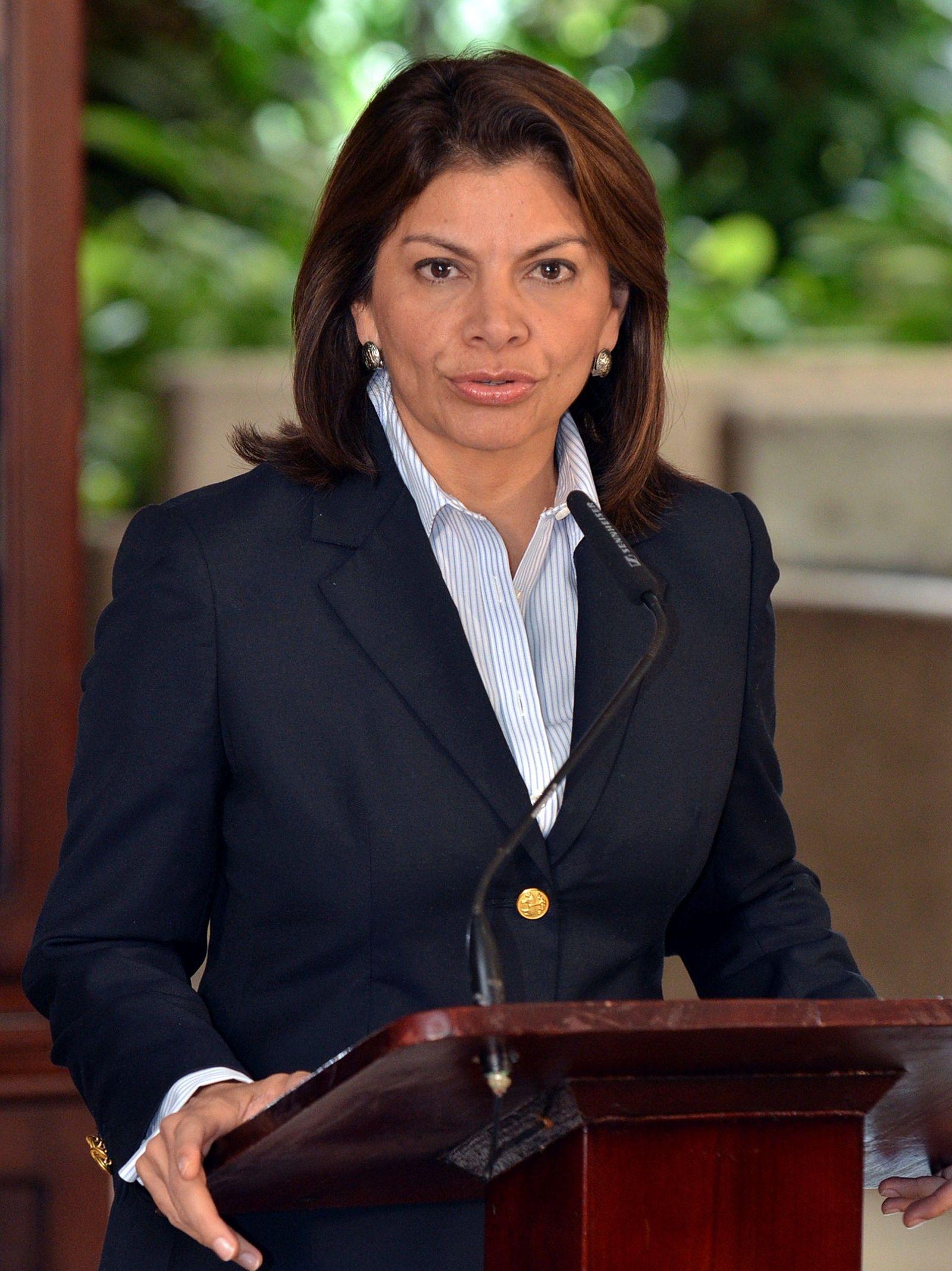 COSTA RICA-POLITICS-MINISTER-RESIGNATION-CHINCHILLA-JIMENEZ