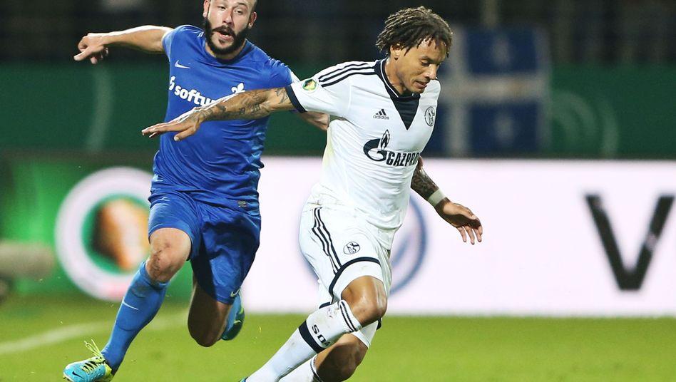 """Schalke-Profi Jones (r.): """"Eine Denkpause"""""""