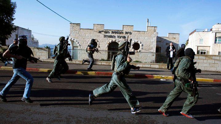 Israel: Terror in Jerusalem
