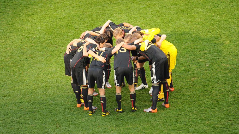Deutschland vs. Argentinien: Gala gegen die Gauchos