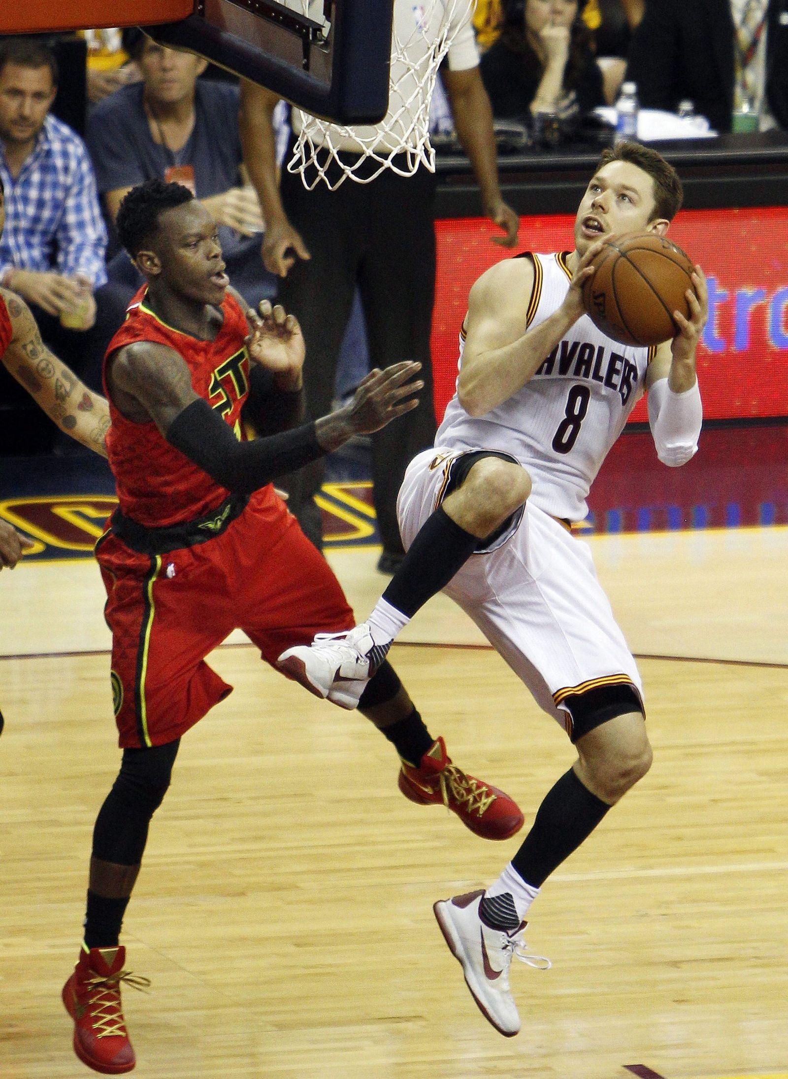 Atlanta Hawks at Cleveland Cavaliers