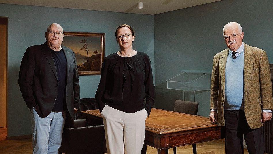 Verteidiger Fischer, Korn, Gauweiler: »Das Verfahren begann mit einem Urteilsspruch«