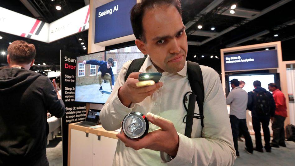 Microsoft-Entwickler Saqib Shaikh