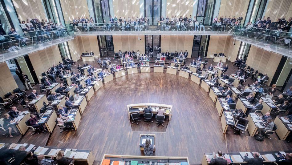 Bundesratsplenum (Archiv)