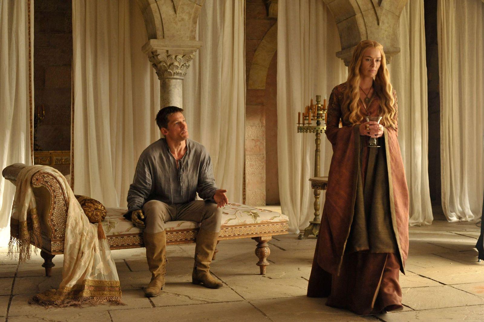 EINMALIGE VERWENDUNG Game of Thrones/ Staffel 4
