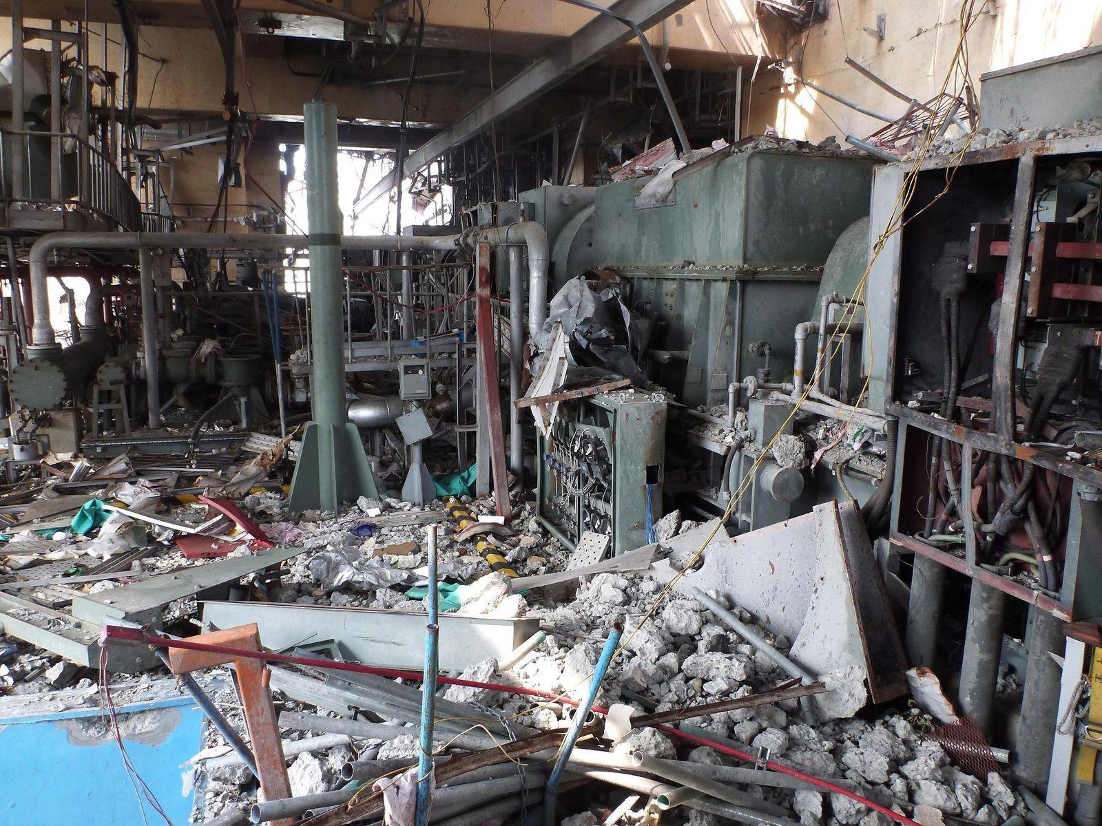 Japan / Fukushima / Tepco
