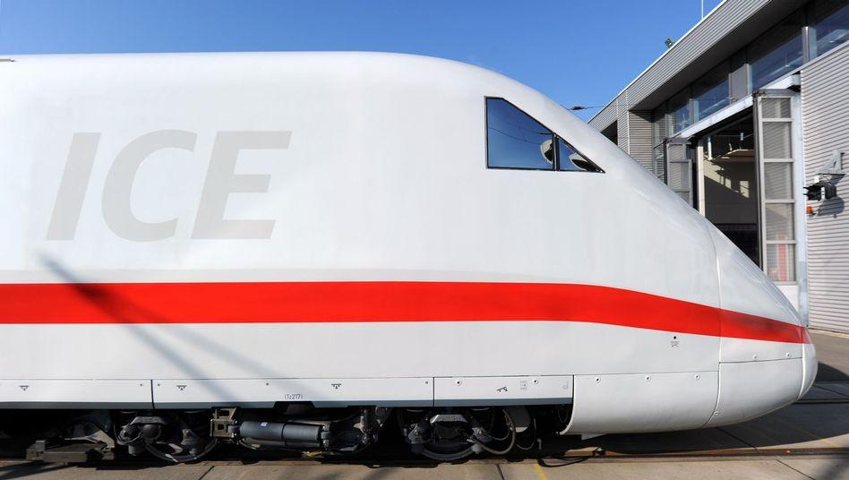 ICE der Deutschen Bahn: Panne bei Bremen