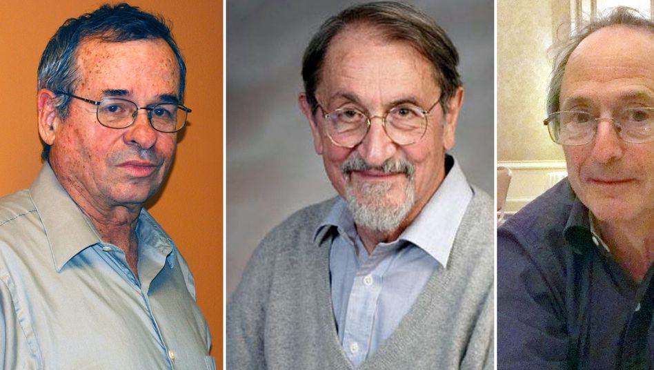 Höchste Ehrung: US-Forscher Warshel, Karplus und Levitt erhalten Chemie-Nobelpreis 2013