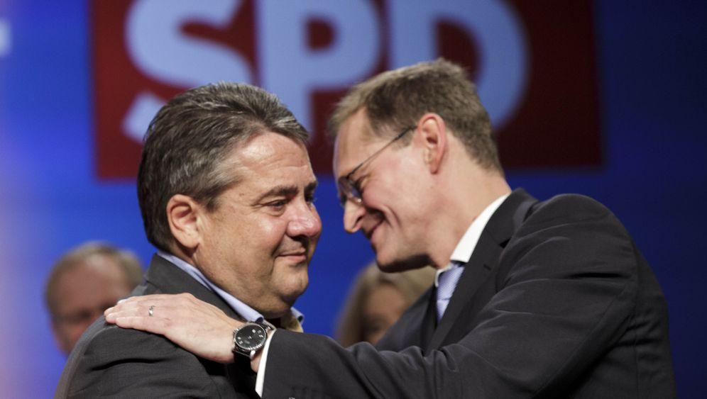 SPD in Berlin: Verloren und doch gewonnen