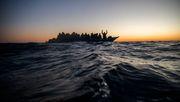 Mindestens 39 Geflüchtete bei Bootsunglück ertrunken
