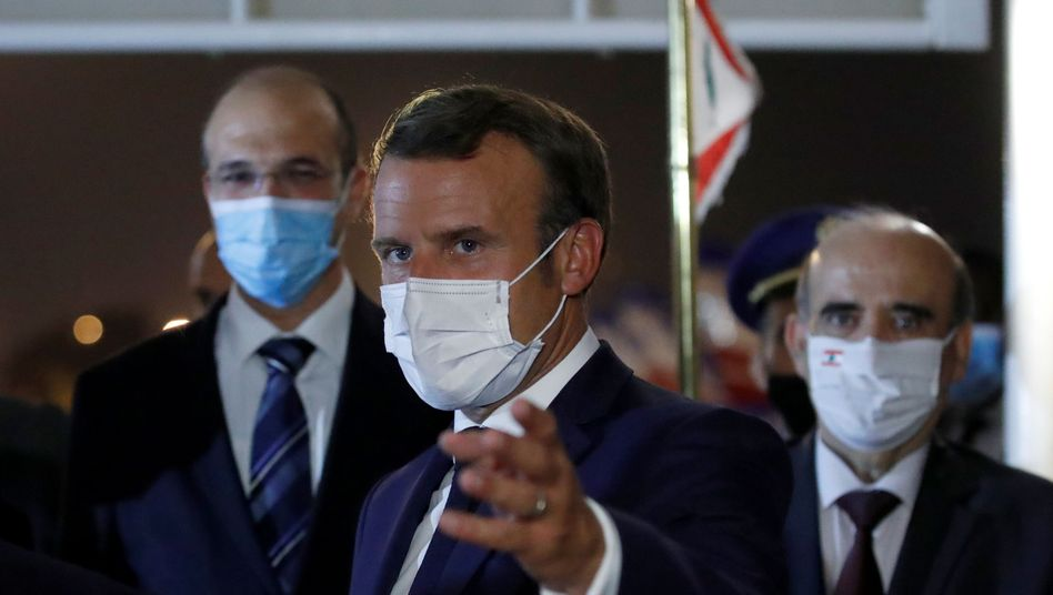 """Emmanuel Macron: """"Regierung mit einer Mission"""""""