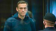 »Nawalny malte Herzen an die Glasscheibe«
