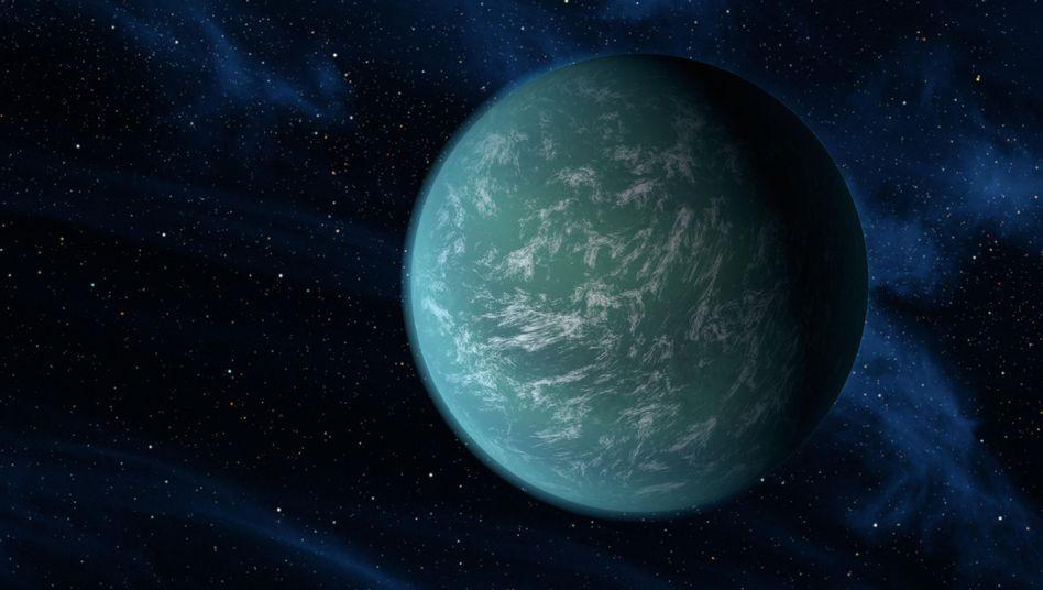 Kepler 22b: Weltraumteleskop entdeckt erdähnlichen Planeten