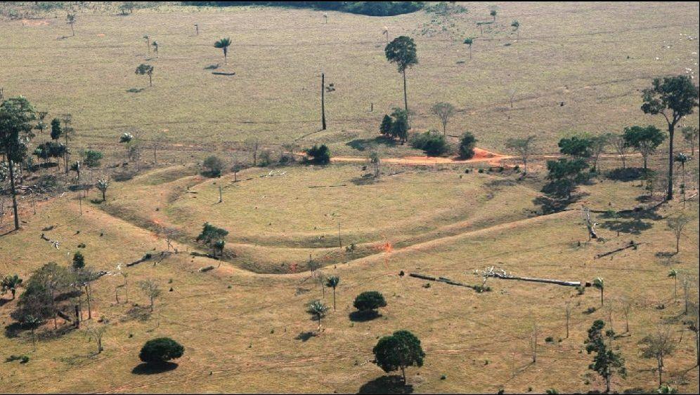 Amazonas: Spuren verschwundener Siedlungen