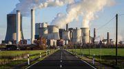 CO2-Emissionen der europäischen Stromproduktion stark gesunken