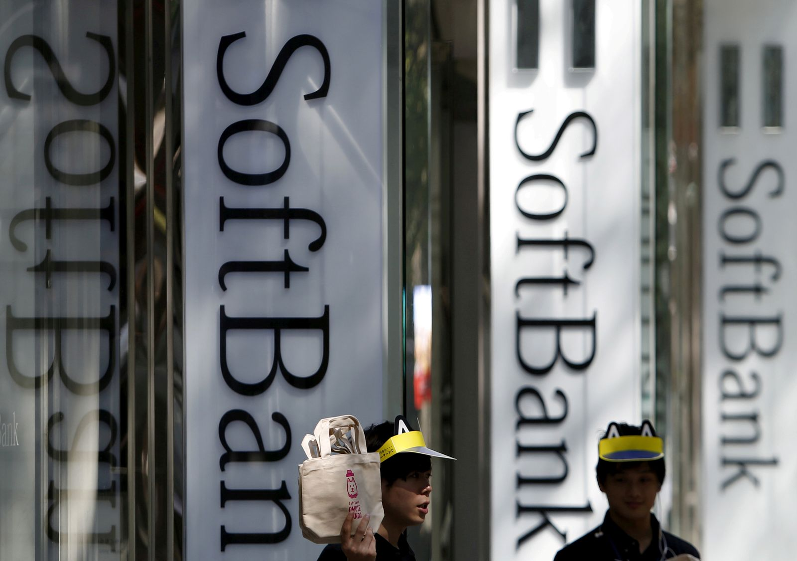 SOFTBANK GROUP-SAUDI/