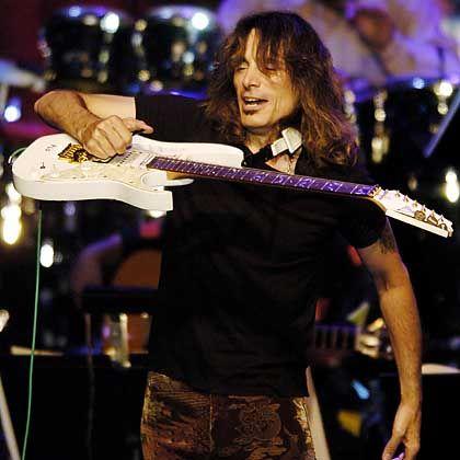 Gitarrist Steve Vai: Auch bei Rockmusik gibt es einen Mozart-Effekt