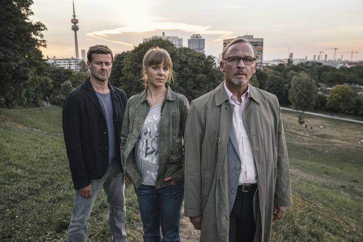 Szene aus »München Mord«