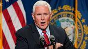Ex-Vizepräsident Pence distanziert sich von Trump