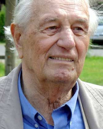 Rochus Misch has just turned 90.