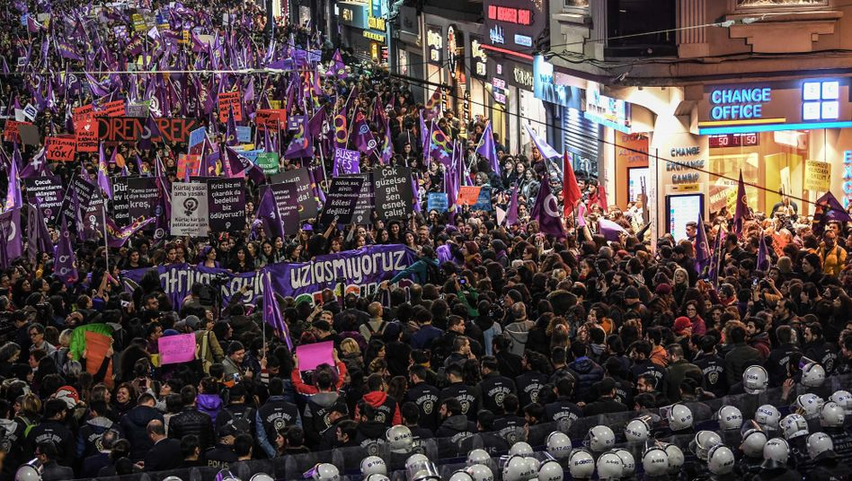 Istiklal in Istanbul