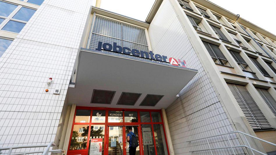 Jobcenter in Berlin-Mitte
