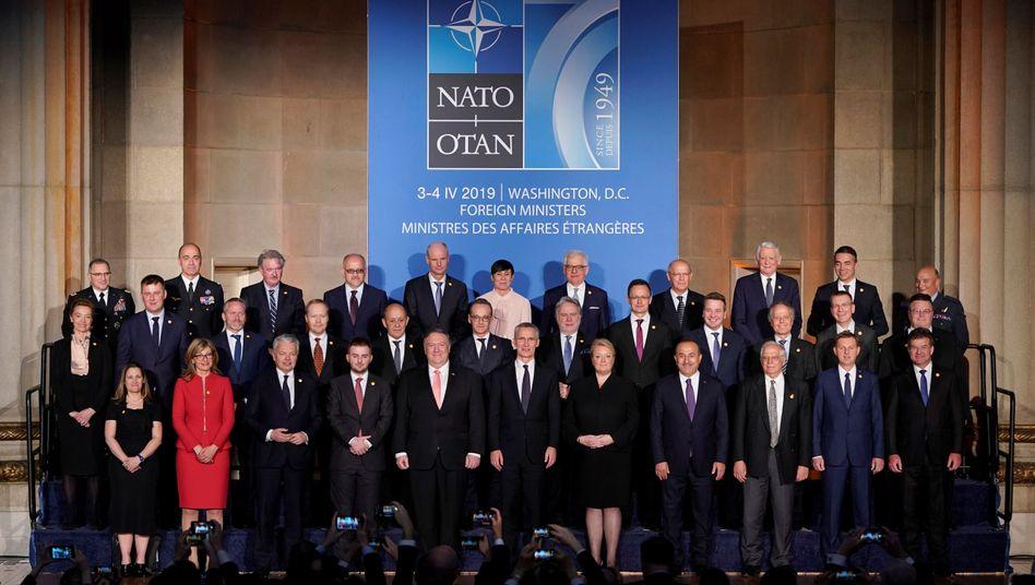 """Nato-Treffen in Washington: """"Wir können, müssen und werden mehr tun"""""""