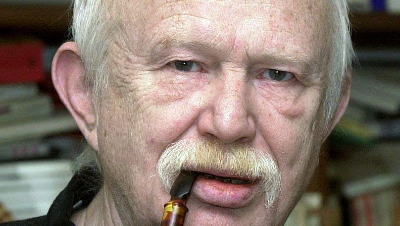 Heinz Kahlau (Archivbild von 2001): Der Dichter war auch politisch aktiv