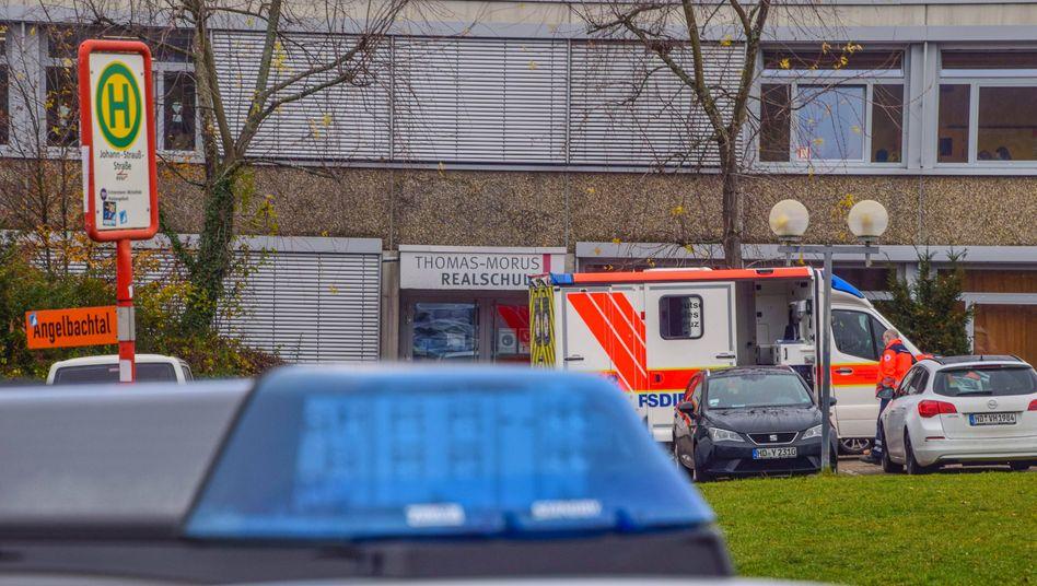 Polizeieinsatz in Östringen: Motiv unklar
