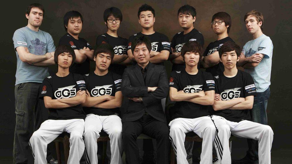 Ausritt nach Asien: Der Profi-Zocker von Incheon