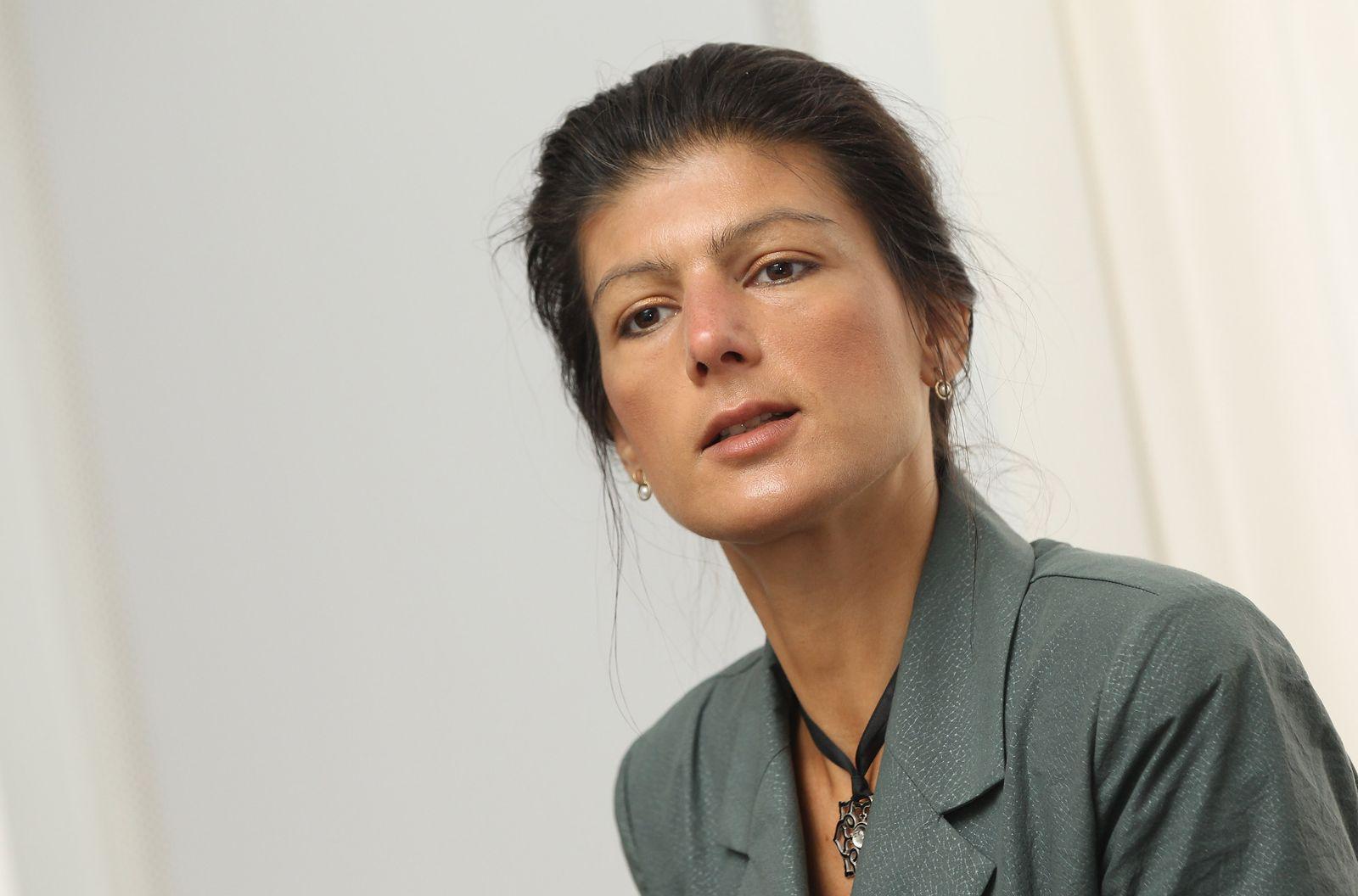 Sahra Wagenknecht/