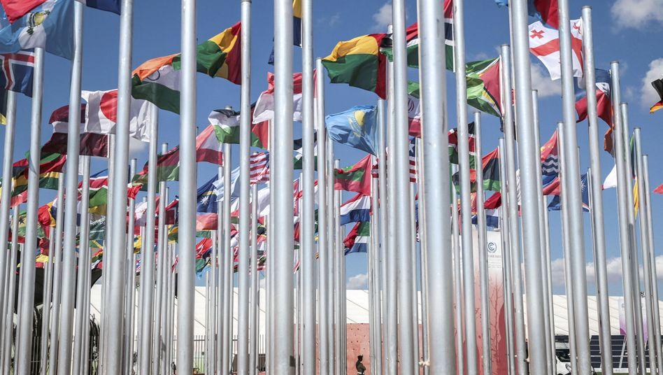Klimakonferenz in Marrakesch