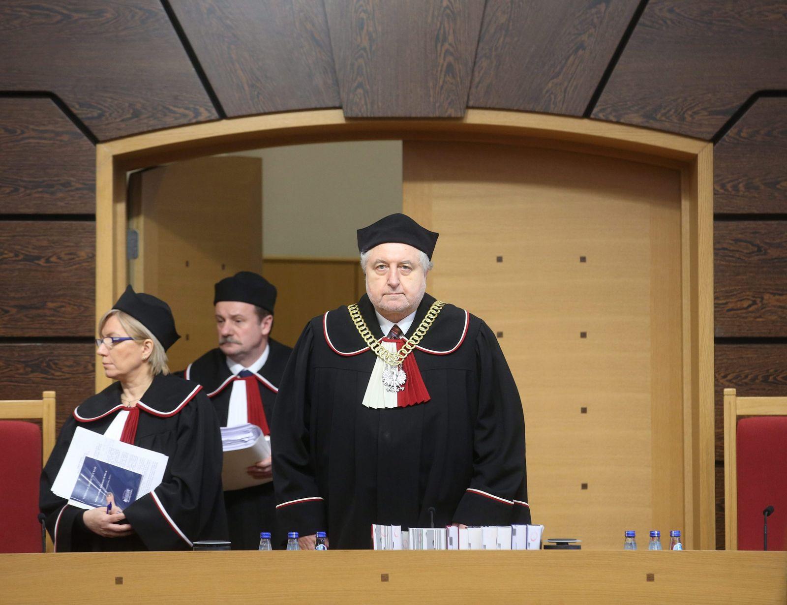Verfassungsgericht Polen