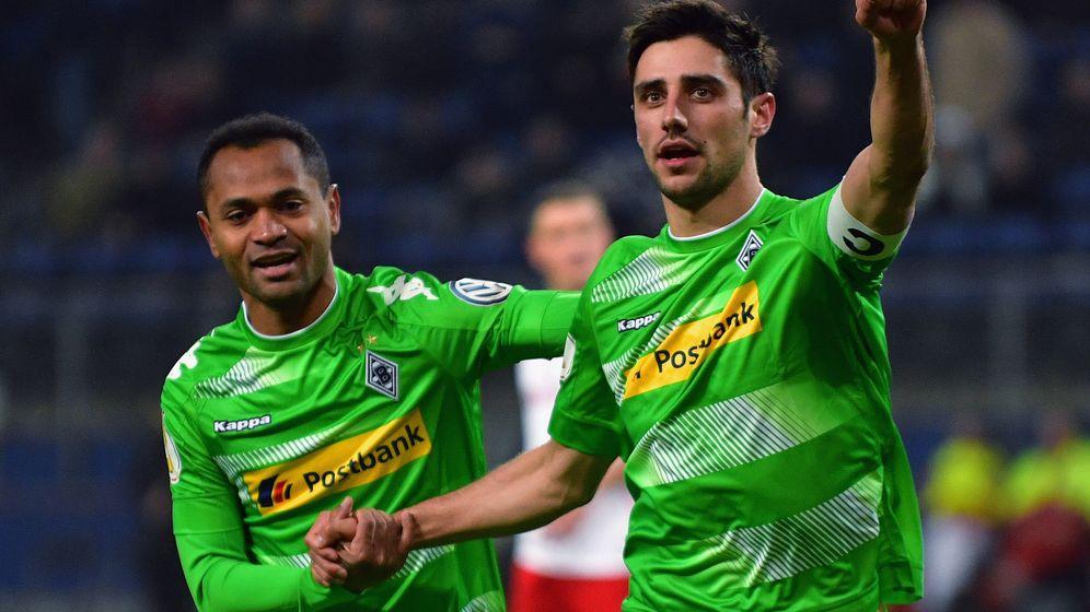 Hamburg gegen Gladbach: Elfmeterschießen