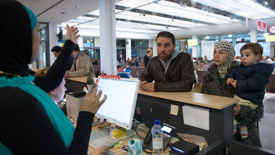 Flüchtlinge in Deutschland: 37.220 nahmen Rückkehrhilfen in Anspruch