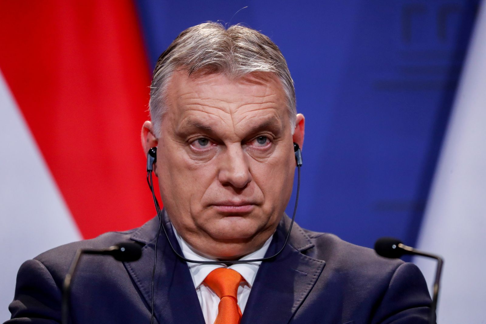 FILE PHOTO: Hungary's PM Orban in Budapest