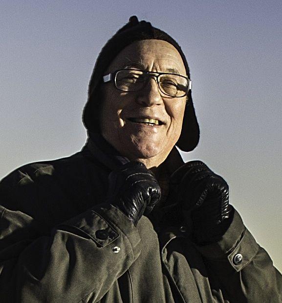 EINMALIGE VERWENDUNG Lennart Bengtsson / Portrait