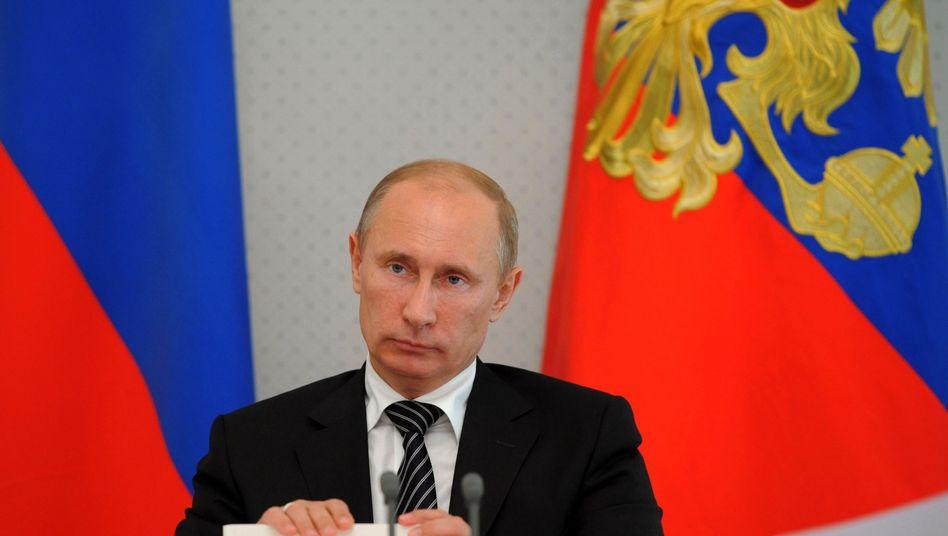 """Russlands neuer Wutbürger: """"Unbefriedigend"""", """"ineffektiv"""""""