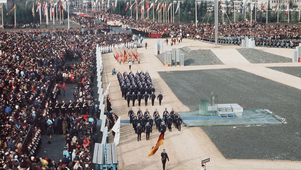 Olympische Winterspiele 1968: BRD gegen DDR - manipulierte Kufen, echte Tränen
