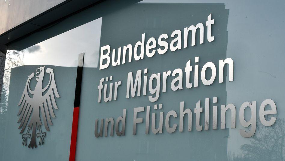 Berlin: Das Bundesamt für Migration und Flüchtlinge (Bamf) in der Bundesallee (Archivbild)