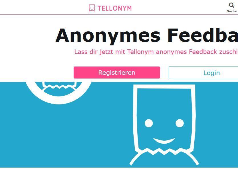 Account löschen tellonym Tellonym: Wie