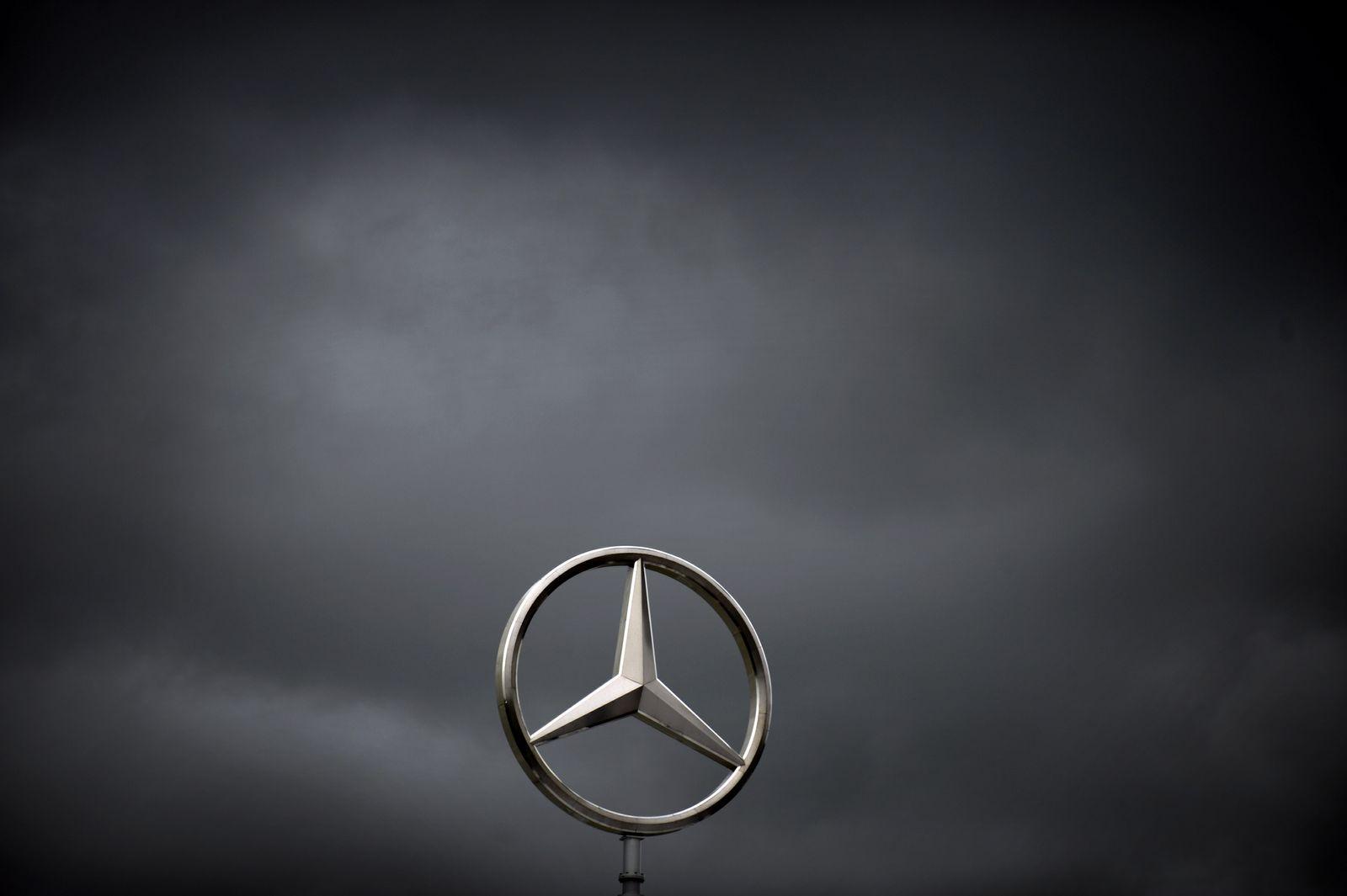 NICHT VERWENDEN Daimler/Bestechung