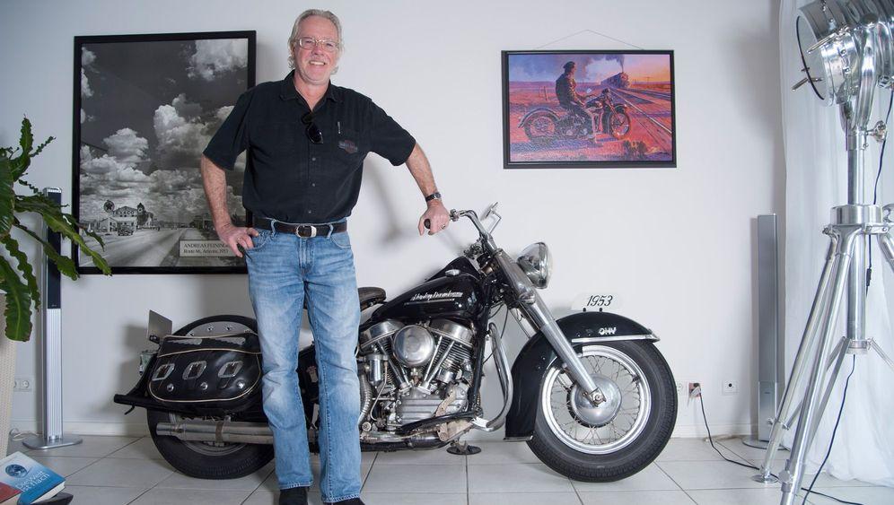 Faszination Harley Davidson: Und es hat Bang, Bang, Bang gemacht